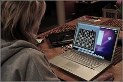 schaken tegen computer