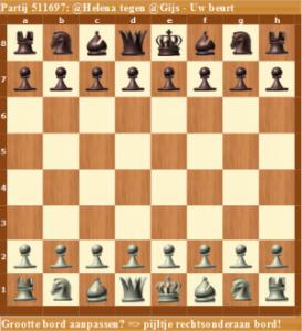 online schaakspel