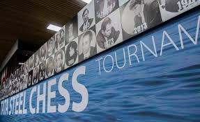Tienkampen tijdens Tata Steel Chess