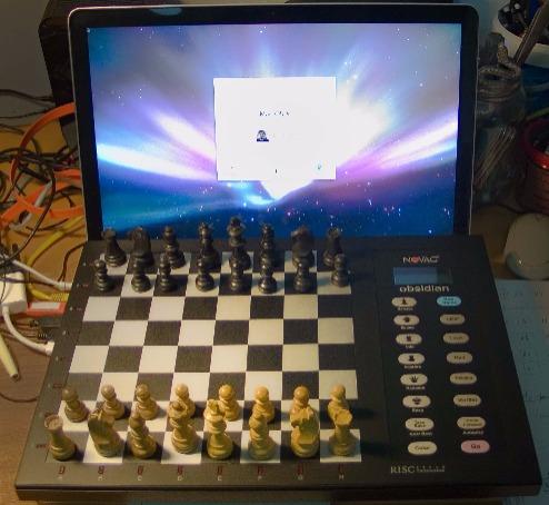 schaken tegen de computer winnen New Chess Computer