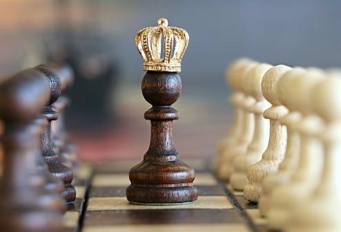 Online schaken voor geld